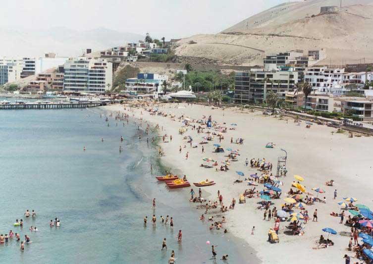 Resultado de imagen para ancon playa